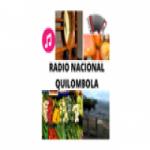 Logo da emissora Rádio Quilombola Aracas Bahia