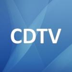 Logo da emissora Rádio CD TV