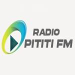 Logo da emissora Rádio Pititi FM