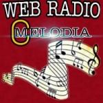 Logo da emissora Web Rádio Melodia Goiânia