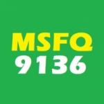 Logo da emissora Rádio MSFQ 9136