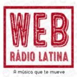 Logo da emissora Web Rádio Latina