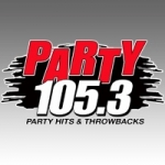 Logo da emissora WPTY 105.3 FM