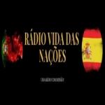 Logo da emissora Rádio Vida das Nações
