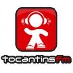 Logo da emissora Rádio Tocantins 98.1 FM