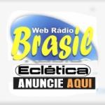 Logo da emissora Rádio Web Brasil Eclética