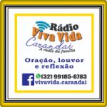 Logo da emissora Rádio Viva Vida