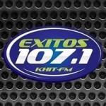 Logo da emissora Radio KHIT 107.1 FM