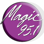 Logo da emissora Radio WUEZ Magic 95.1 FM