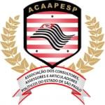 Logo da emissora Rádio Acaapesp