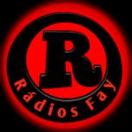 Logo da emissora Rádios Fay