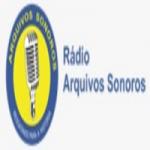 Logo da emissora Rádio Arquivos Sonoros