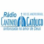Logo da emissora Rádio Cantinho Católico
