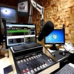 Logo da emissora Rádio Itariri FM