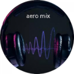 Logo da emissora Rádio Web Aero Mix