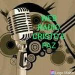 Logo da emissora Web Rádio Cristo e Paz