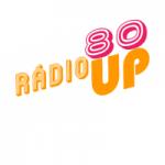 Logo da emissora Rádio Up 80s