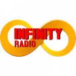 Logo da emissora Infinity Radio Net
