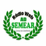 Logo da emissora Rádio AD Semear