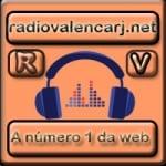Logo da emissora Rádio Valença RJ