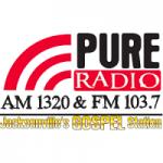 Logo da emissora Radio WJNJ 1320 AM 103.7 FM