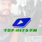 Logo da emissora Top Hits FM
