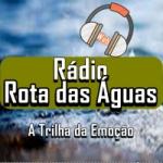 Logo da emissora Rádio Rota Das Águas