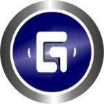 Logo da emissora Rádio Getsêmani Eunápolis