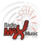 Logo da emissora Radio MaxMusic