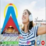 Logo da emissora Rádio Mega Araguaia