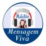 Logo da emissora Rádio Mensagem Viva