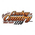Logo da emissora WMAF 1230 AM