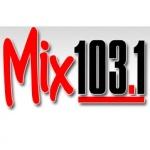Logo da emissora WMXV 103.1 FM