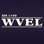 Logo da emissora Radio WVEL 1140 AM