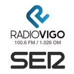 Logo da emissora Radio Vigo 1026 AM 100.6 FM