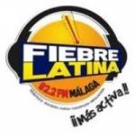 Logo da emissora Radio Febre Latina 92.2 FM