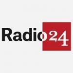 Logo da emissora 24 104.8 FM