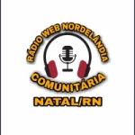 Logo da emissora Rádio Web Nordelândia Comunitária
