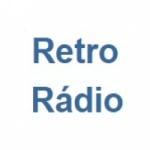 Logo da emissora Retro Rádio