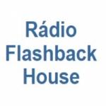 Logo da emissora Rádio Flashback House