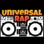 Logo da emissora Radio Universal Rap