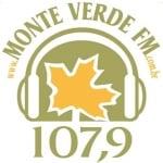 Logo da emissora Rádio Monte Verde 107.9 FM