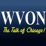 Logo da emissora WVON 1450 AM