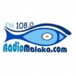 Logo da emissora Radio Malaka 108  FM