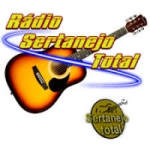 Logo da emissora Rádio Sertanejo Total Gospel