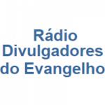 Logo da emissora Rádio Divulgadores do Evangelho