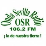 Logo da emissora Radio Onda Sevilla 106.2 FM