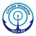 Logo da emissora Radio Onda Levante 102.4 FM