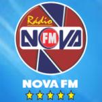 Logo da emissora Rádio Nova FM Douradina