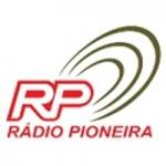 Logo da emissora Rádio Pioneira 560 AM